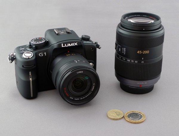 Фото и видео одинакового качества демонстрирует новая камера Panasonic