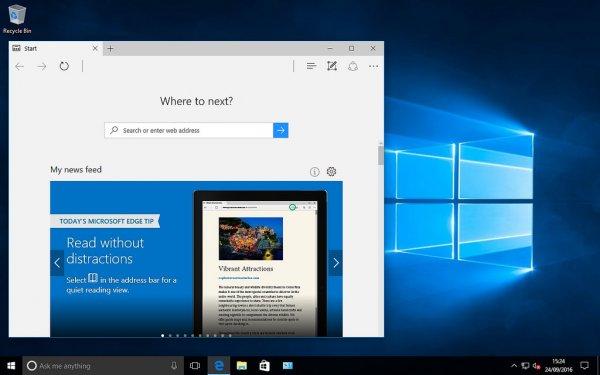 Microsoft убивает Google: В Windows 10 появился лучший браузер для «просмотра интернета»