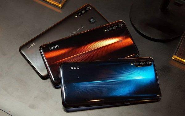 12 ГБ ОЗУ и 128 ГБ ПЗУ: Новая версия флагмана Vivo IQOO сэкономит деньги пользователей