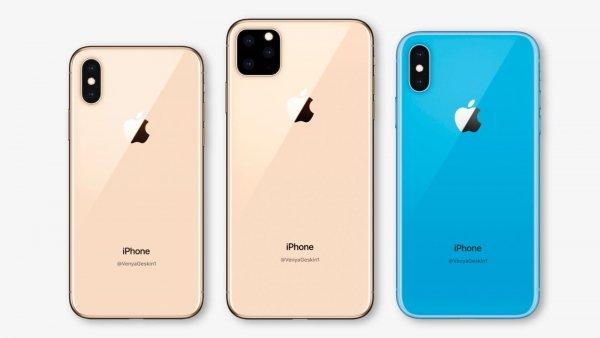 Новый iPhone XR 2 получит сдвоенную камеру