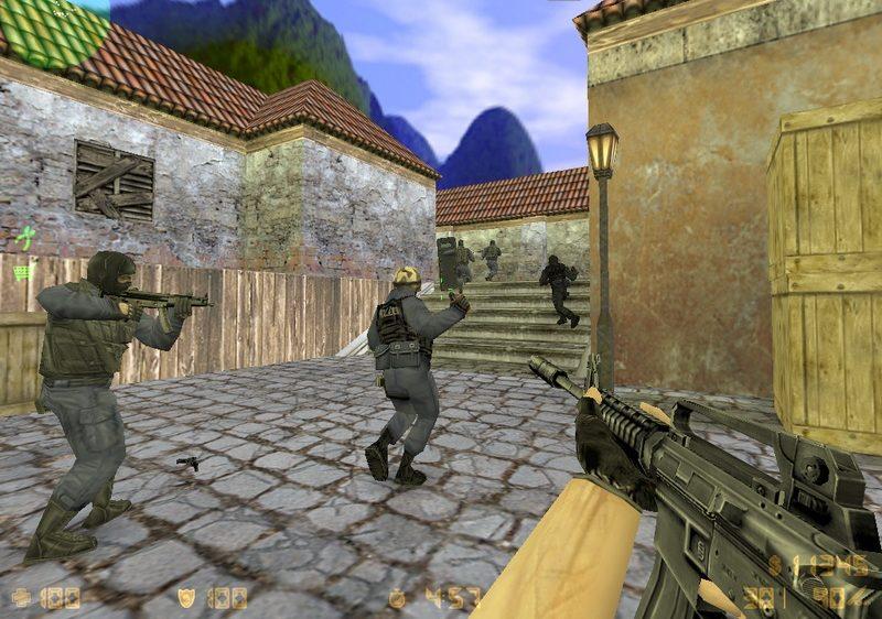 Где бесплатно скачать Counter Strike 1.6
