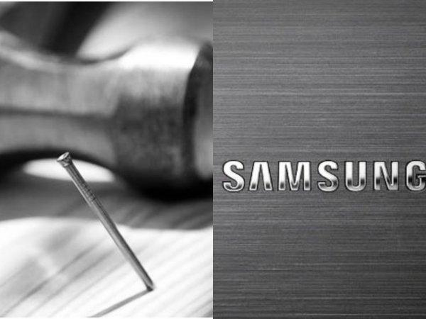 Последний гвоздь в крышку гроба Samsung  - «Лажа» с быстрой зарядкой может «прикончить» компанию
