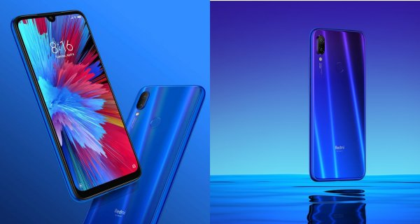 Флагман за $250 Redmi Note 7 запустили в космос