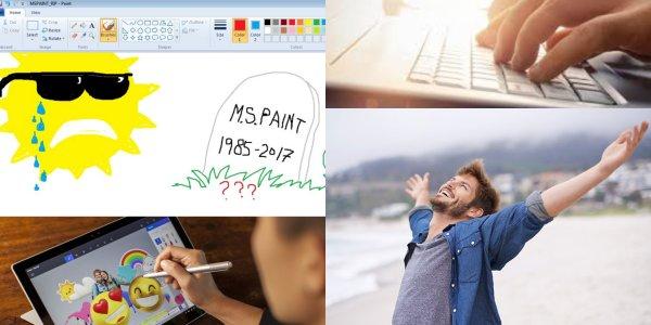 Престарелая кляча ещё дышит: Microsoft «подарил» Paint интересное обновление