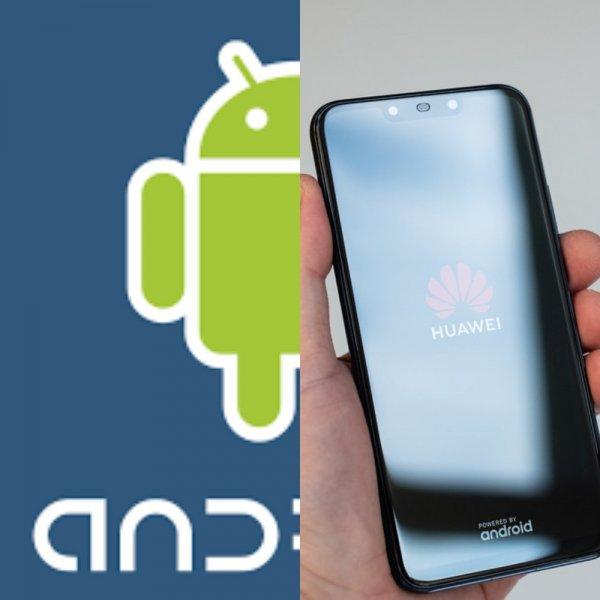 Huawei прокомментировали запрет на использование Android