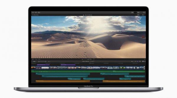 Apple показала самый мощный MacBook Pro