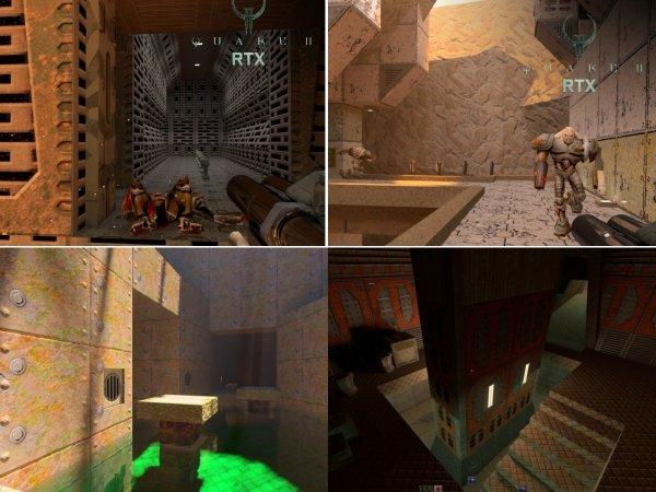 NVIDIA объявила дату начала бесплатной раздачи Quake II RTX с обновленной графикой