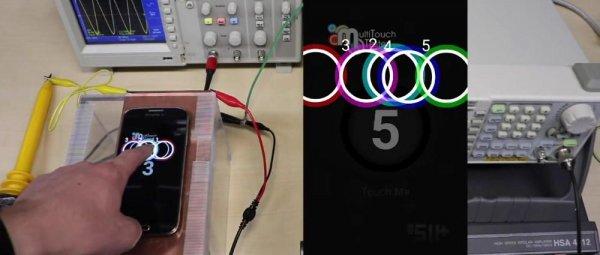 «Не кладите телефон на стол»: Найден очередной способ взлома Android