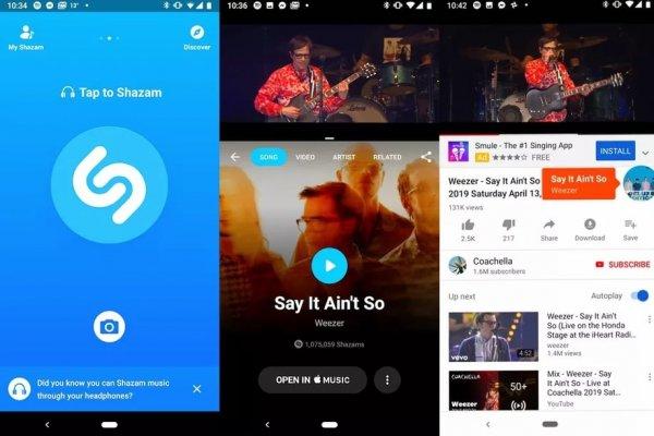 Просьбы людей услышаны – Shazam научился распознавать музыку через наушники