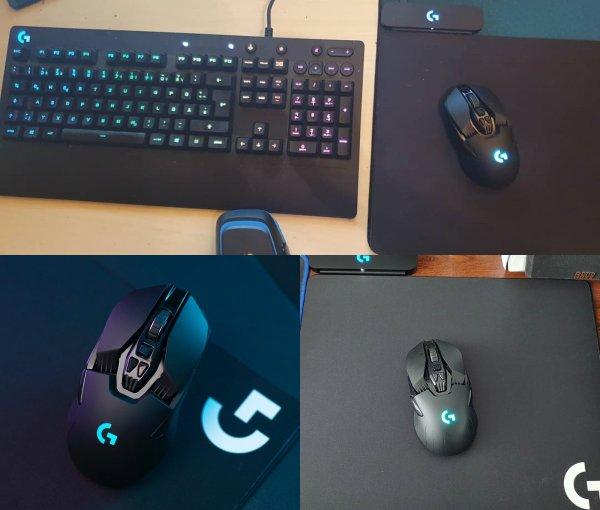 Logitech представила на Е3 беспроводную мышь нового поколения
