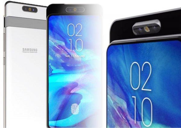 5G – в массы: Samsung Galaxy A90 получит сети нового поколения