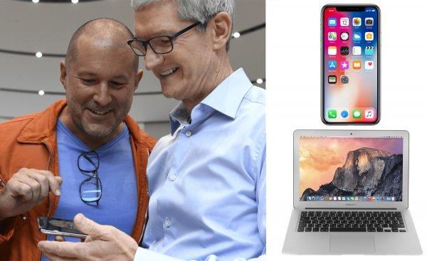 Яустал— яухожу: Джони Айв покидает Apple