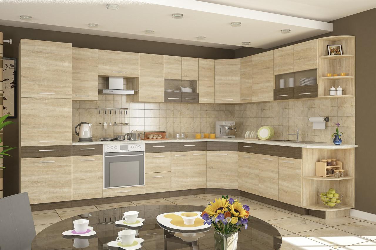 Качественная и стильная кухня для вашей семьи