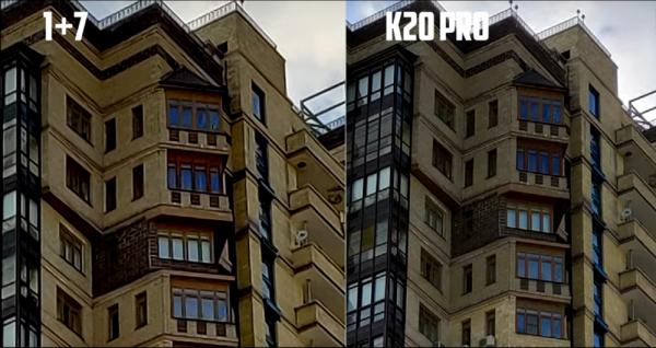 Redmi K20 Pro «унизил» флагман OnePlus 7 по качеству фото