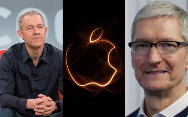 Джефф Уильямс может сместить Тима Кука с поста гендиректора Apple