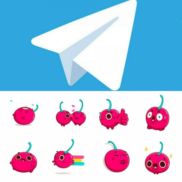 Анимацию в массы – «живые» стикеры добавили в Telegram