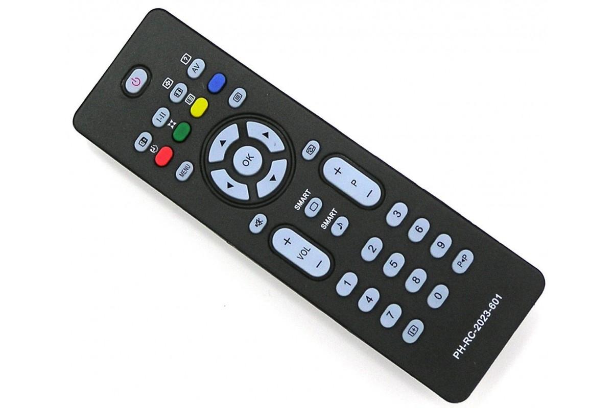 Пульты для ТВ от компании Philips