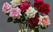 Искусственные цветы и букеты оптом