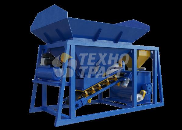 Компактный и практичный мобильный бетонный завод Trumix-20m