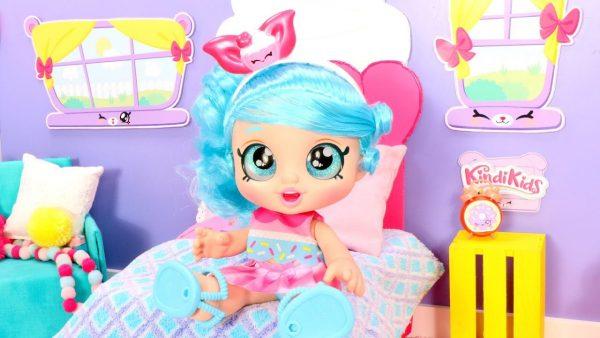 Оригинальные куклы Kindi Kids для забавной игры
