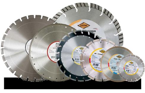 Качественные алмазные диски диаметра от 100 до 1000 от компании «ПРОМСТРОЙТЕХНИКА»