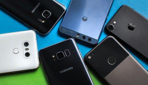 Удобное сравнение современных смартфонов