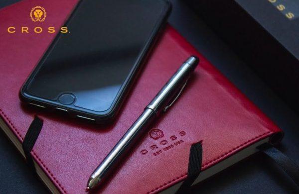 Ручки со стилусом от Cross - в ногу со временем