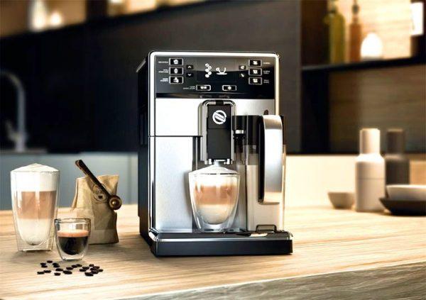 Что делать, если возникла ошибка или сбой при работе кофемашины