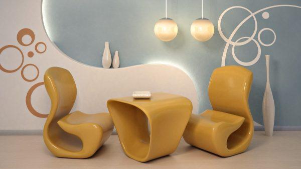 Дизайнерская мебель от компании Модернус