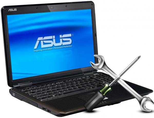 Ремонт любой техники Asus по доступной цене