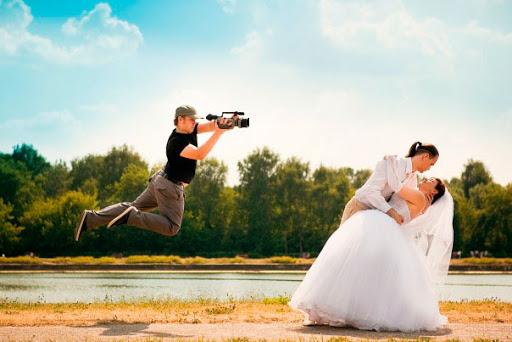 Видеооператор на свадьбу в Казани