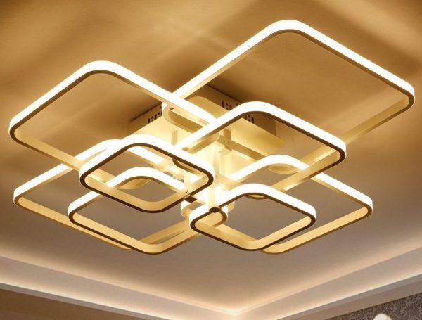 Стильные люстры для любого помещения