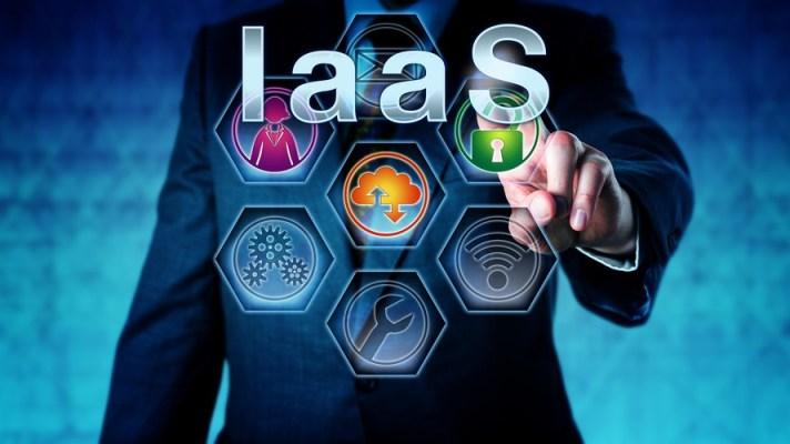 Инфраструктурный сервис (IaaS)