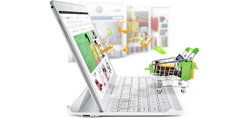 Привлечение клиентов с помощью интернет-магазина
