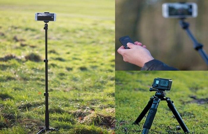 Профессиональные штативы для фотоаппарата по приятной цене