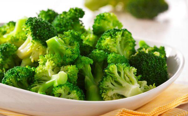 Диета на брокколи для похудения