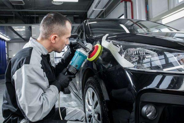 Качественный кузовной ремонт в Краснодаре