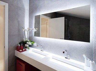 Зеркало с подсветкой - лучший выбор для комнаты