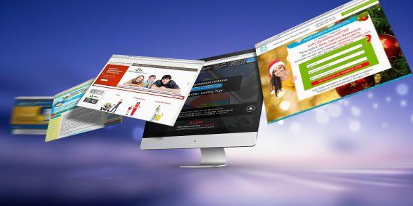 Разработка и создание сайта в СПБ под ключ