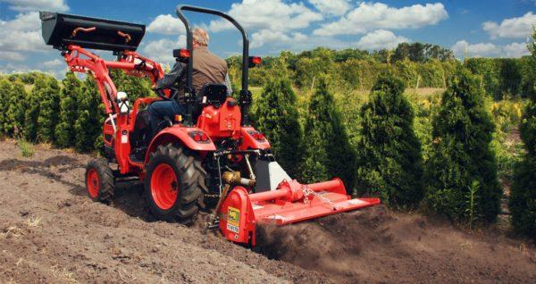 Трактора и газонокосилки для личного пользования