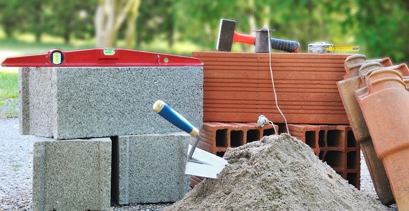 База строительных материалов в Харькове