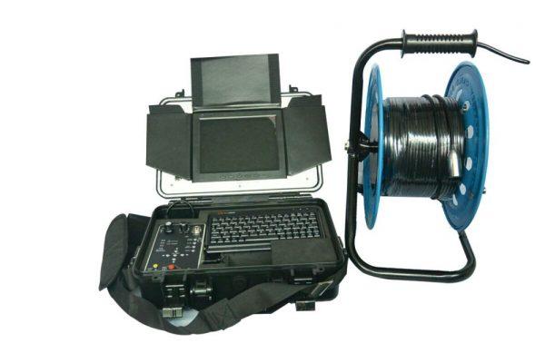 Телеиспеция скважин и канализации в Самаре