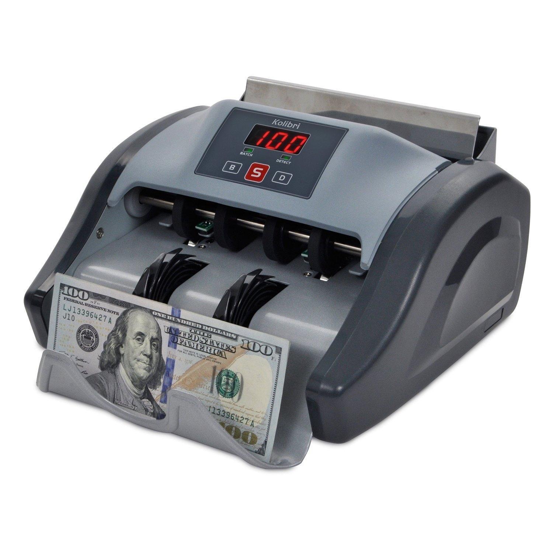 Купите счётчик банкнот и простите свою работу