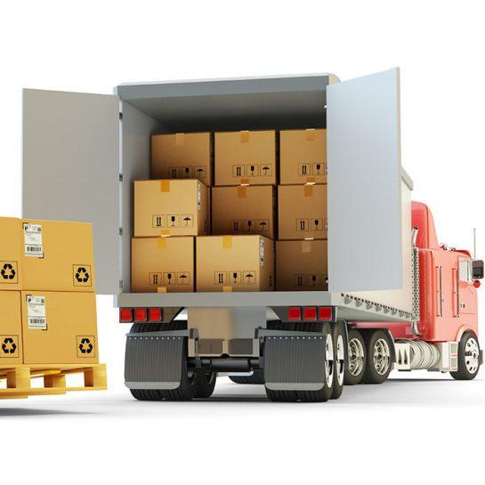 Перевозка товаров и грузов с компанией «Давай переедем»