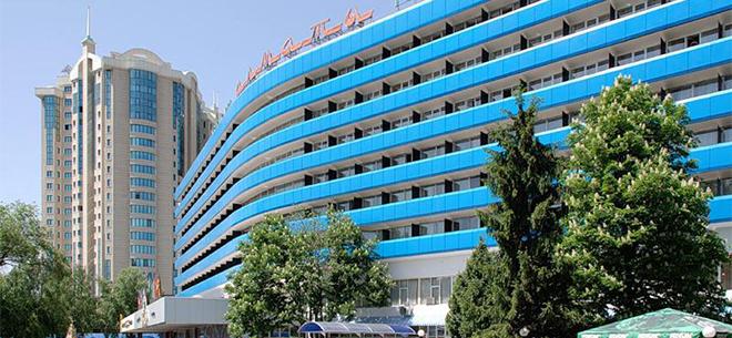 Лучший из гостиничных комплексов в Алматы