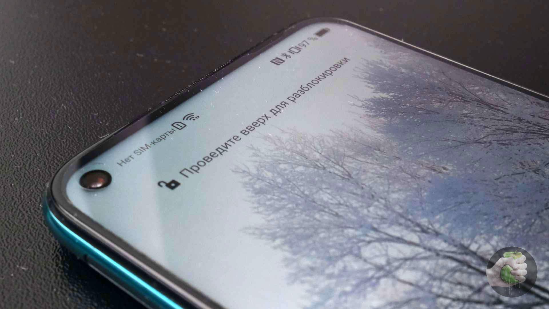 Новая модель смартфона - стильный Huawei P40 Lite