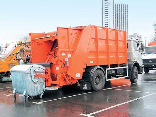 Вывоз мусора и ТБО в столице