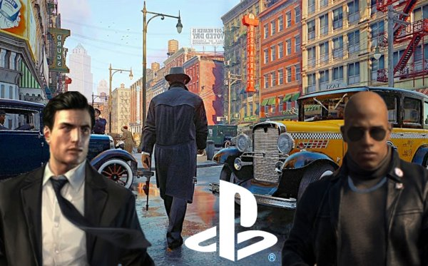 Перездание трилогии Mafia обойдётся обладателям Playstation порядка 4700 рублей