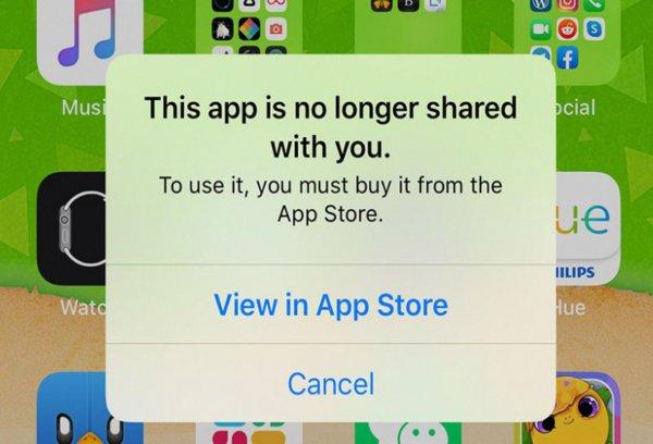 На iPhone и iPad перестали запускаться приложения