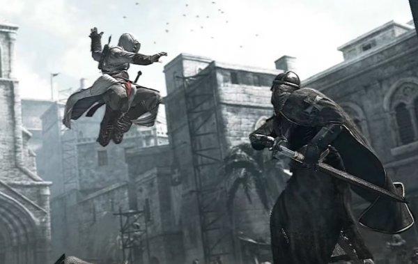 Первую Assassin`s Creed пришлось экстренно корректировать за 5 дней до выхода